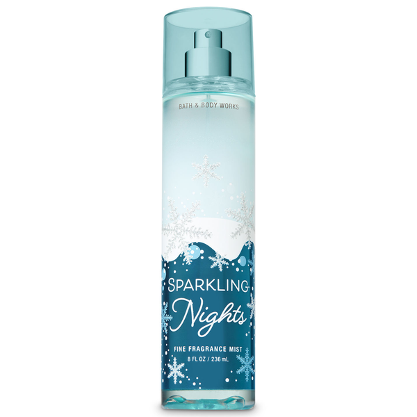 Sparkling Nights by Bath & Body Works 236ml Fragrance Mist