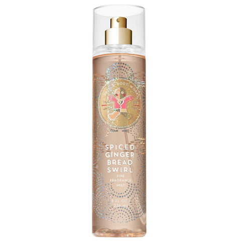 Spiced Gingerbread Swirl by Bath & Body Works 236ml Fragrance Mist