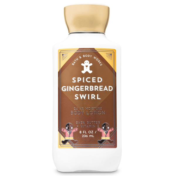 Spiced Gingerbread Swirl by Bath & Body Works 236ml Body Lotion