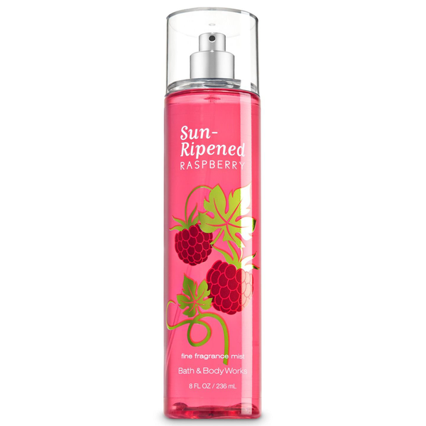 Sun-Ripened Raspberry by Bath & Body Works 236ml Fragrance Mist