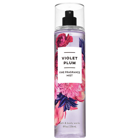 Violet Plum by Bath & Body Works 236ml Fragrance Mist