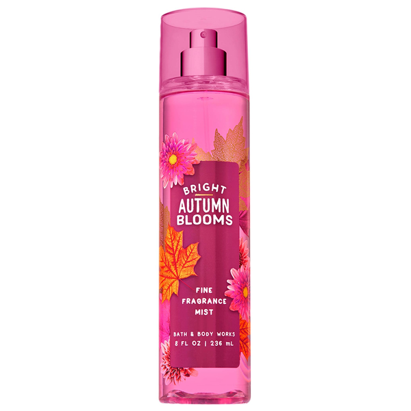 Bright Autumn Blooms by Bath & Body Works 236ml Fragrance Mist