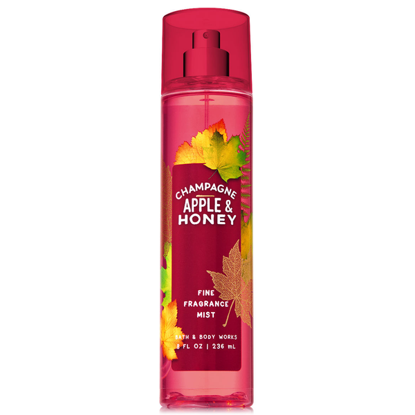 Champagne Apple & Honey by Bath & Body Works 236ml Fragrance Mist