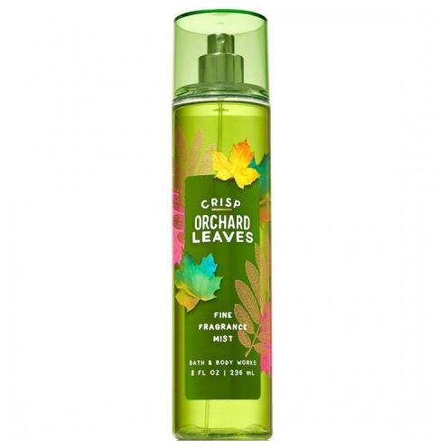 Crisp Orchard Leaves by Bath & Body Works 236ml Fragrance Mist