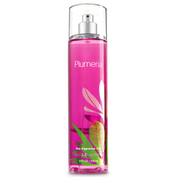 Plumeria by Bath & Body Works 236ml Fragrance Mist