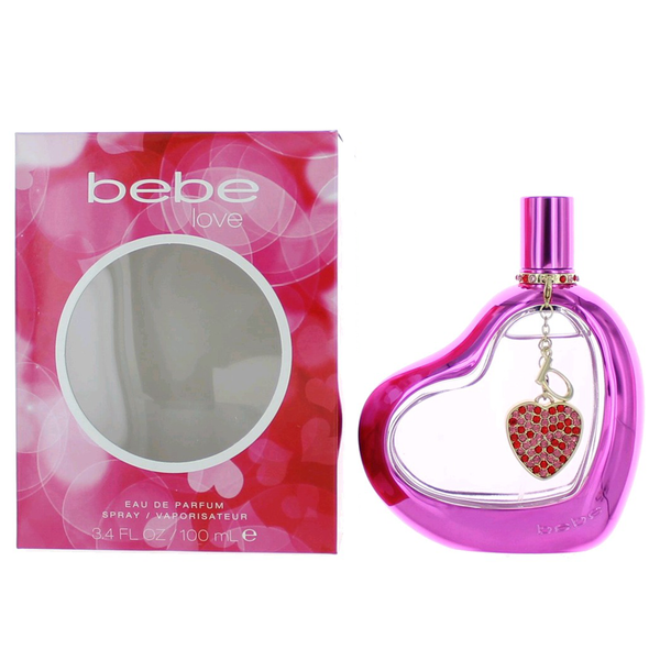 Bebe Love by Bebe 100ml EDP for Women