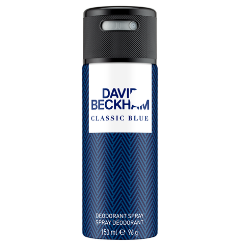 Classic Blue by David Beckham 150ml Deodorant Spray