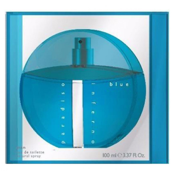 Paradiso Inferno Blue by Benetton 100ml EDT