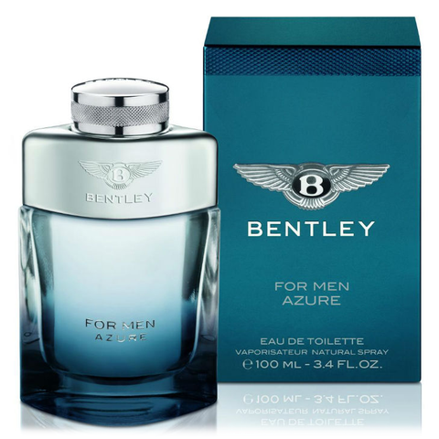Bentley Azure by Bentley 100ml EDT for Men