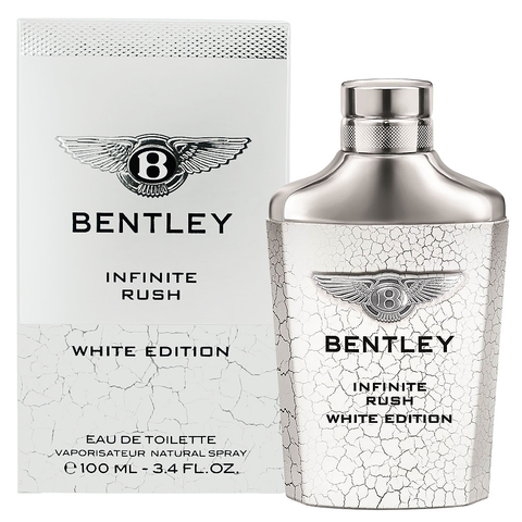 Bentley Infinite Rush White Edition by Bentley 100ml EDT