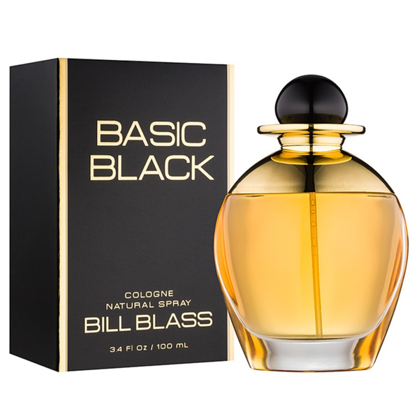Basic Black by Bill Blass 100ml Cologne for Women