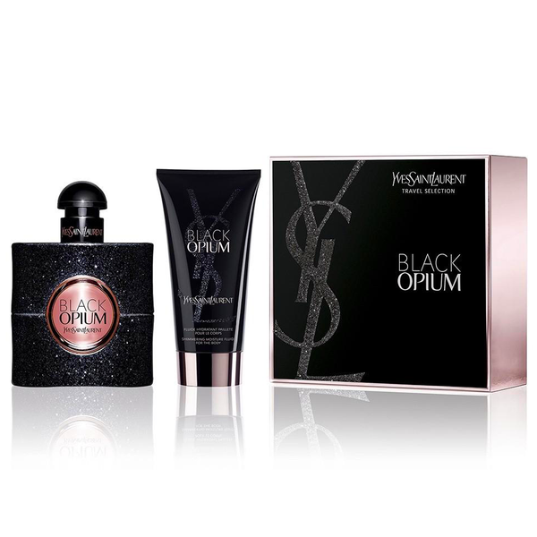 Black Opium by YSL 50ml EDP 2 Piece Gift Set