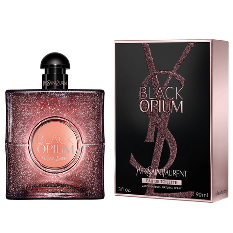 Black Opium Glowing by YSL 90ml EDT (2018)