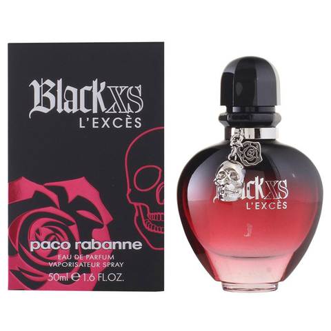Black XS L'Exces by Paco Rabanne 50ml EDP