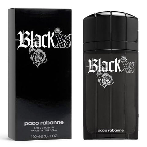 Black XS by Paco Rabanne 100ml EDT for Men
