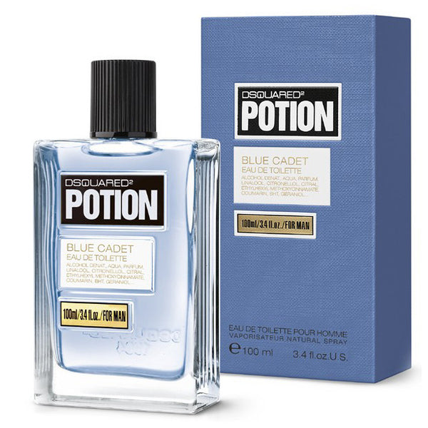 Potion Blue Cadet by Dsquared2 100ml EDT