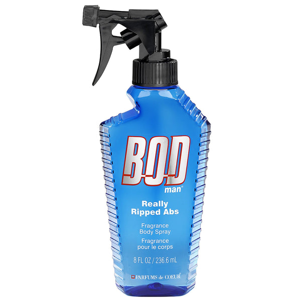 Bod Man Really Ripped Abs 236ml Fragrance Body Spray