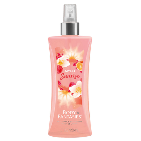 Body Fantasies Sweet Sunrise Fantasy 236ml Fragrance Spray