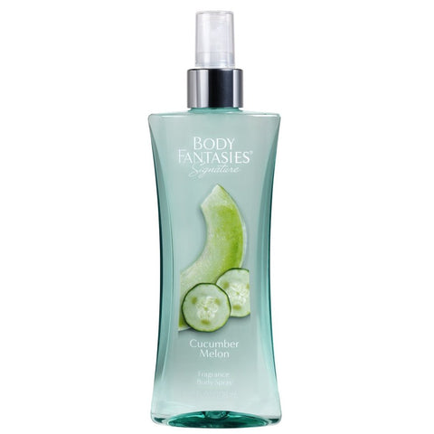 Body Fantasies Cucumber Melon 236ml Fragrance Body Spray
