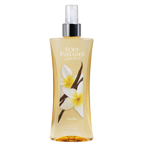 Body Fantasies Vanilla 236ml Fragrance Body Spray
