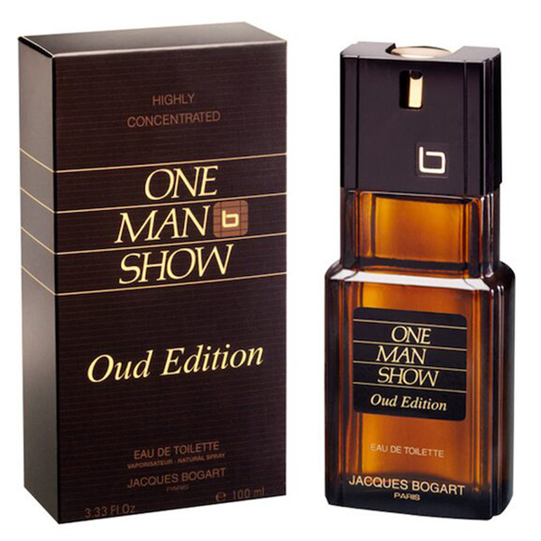 One Man Show Oud by Jacques Bogart 100ml EDT