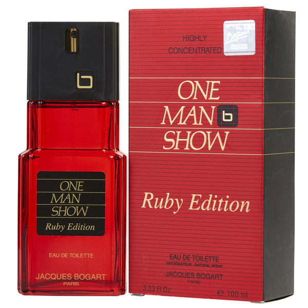 One Man Show Ruby by Jacques Bogart 100ml EDT