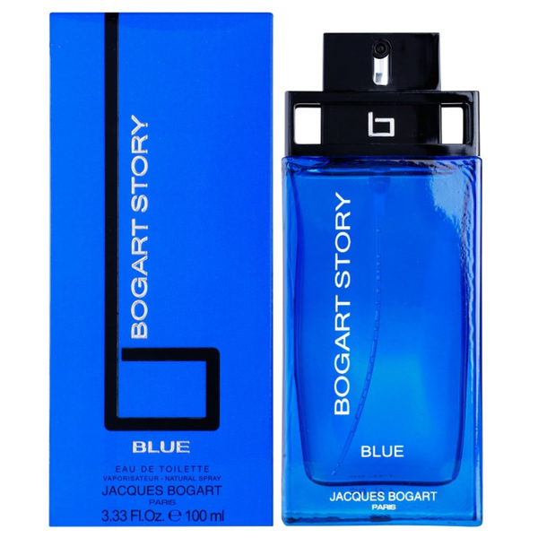 Bogart Story Blue by Jacques Bogart 100ml EDT