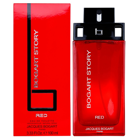 Bogart Story Red by Jacques Bogart 100ml EDT