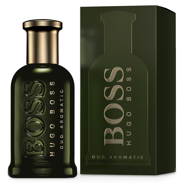 Boss Bottled Oud Aromatic by Hugo Boss 100ml EDP