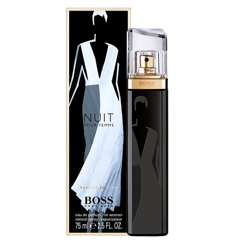 Boss Nuit Runway Edition by Hugo Boss 75ml EDP