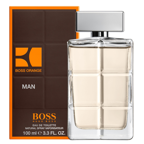 Boss Orange Man by Hugo Boss 100ml EDT