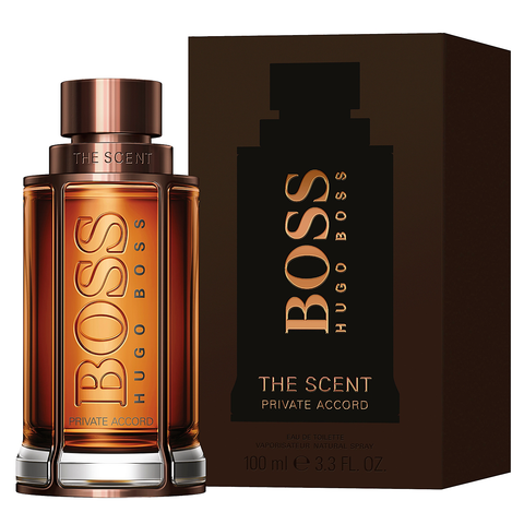Boss The Scent Private Accord by Hugo Boss 100ml EDT