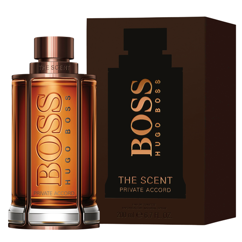 Boss The Scent Private Accord by Hugo Boss 200ml EDT