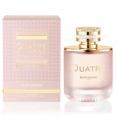 Quatre En Rose by Boucheron 100ml EDP