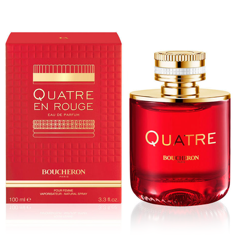 Quatre En Rouge by Boucheron 100ml EDP