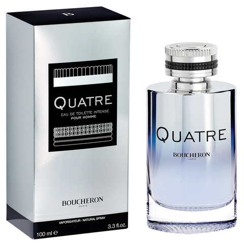 Quatre Intense by Boucheron 100ml EDT
