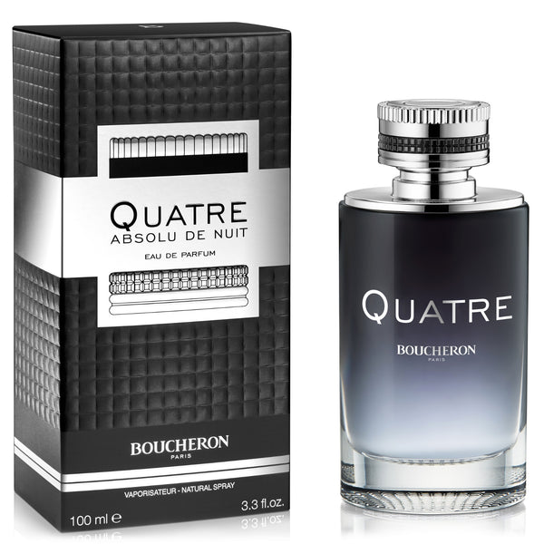 Quatre Absolu De Nuit by Boucheron 100ml EDP for Men