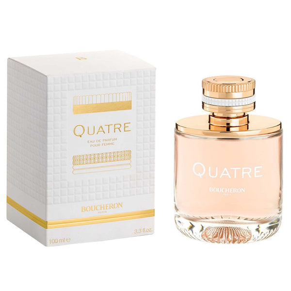 Quatre by Boucheron 100ml EDP for Women