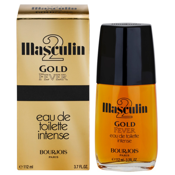 Masculin 2 Gold Fever by Bourjois 112ml EDT