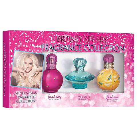 Britney Spears Perfume Collection 3 Piece Gift Set