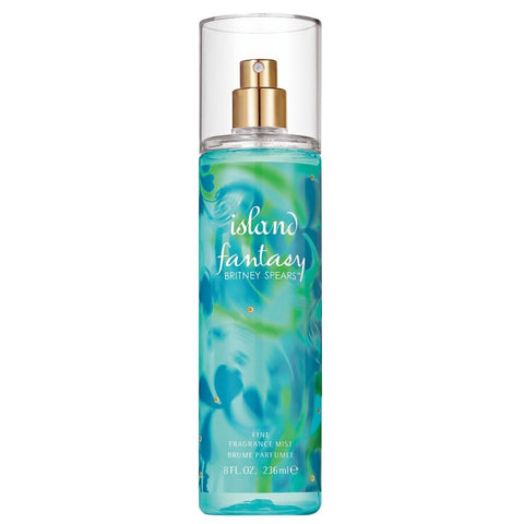 Island Fantasy by Britney Spears 236ml Fragrance Mist