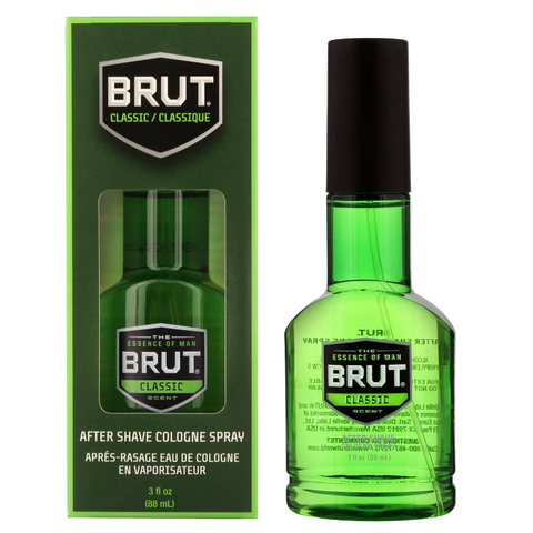 Brut by Faberge 88ml After Shave Cologne Spray