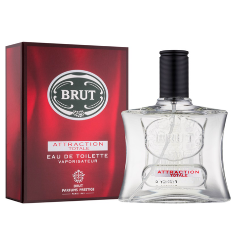 Attraction Totale by Brut 100ml EDT for Men