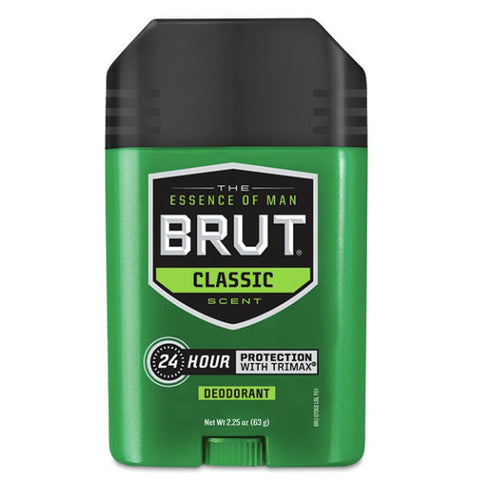 Brut Classic Scent 63g Deodorant for Men
