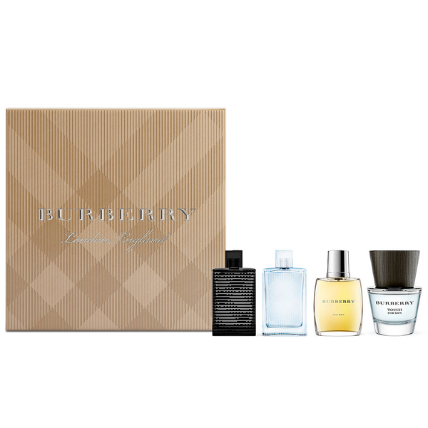 Burberry Perfume Collection 4 Piece Gift Set