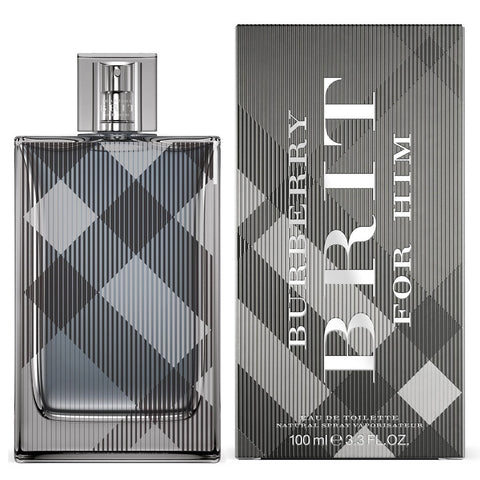 Burberry Brit by Burberry 100ml EDT for Men