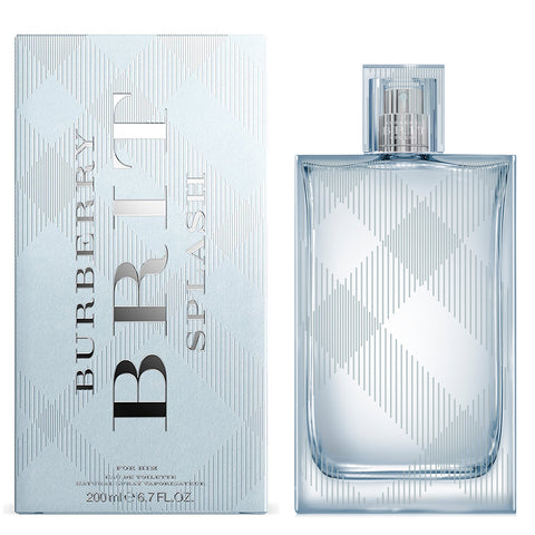 Burberry Brit Splash by Burberry 200ml EDT
