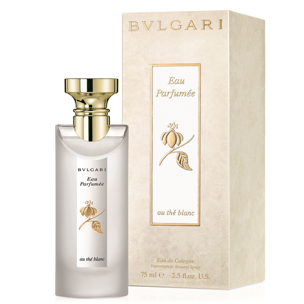 Eau Parfumee Au The Blanc by Bvlgari 75ml EDC