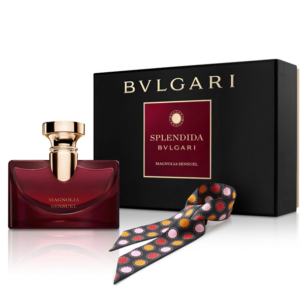 Magnolia Sensuel by Bvlgari 100ml EDP 2 Piece Gift Set