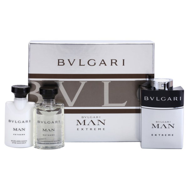 Bvlgari Man Extreme 60ml EDT 3 Piece Gift Set